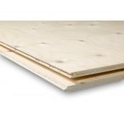 Plywood plaat