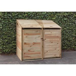 Containerberging geimpregneerd Dubbel (toebehoren in pakket)