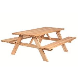 Picknicktafel lariks/douglas Classic