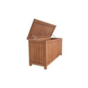 Teak kussenbox Large 120x45x60cm