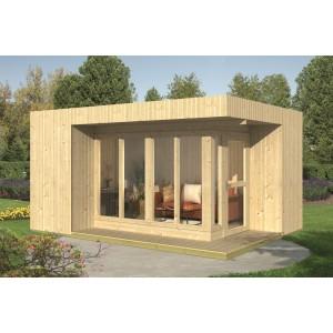 Tuinhuis 19mm Elin (25m² Easy roofing)