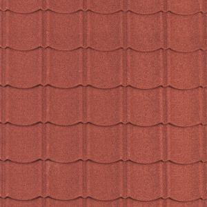 Aqua-pan rood Plaat 89x118cm