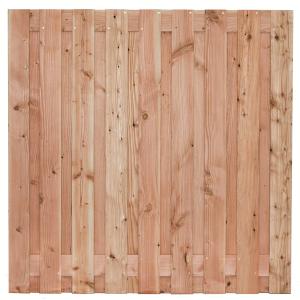 Lariks tuinscherm Salzburg H180xB180cm